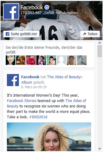 facebook-page-widget