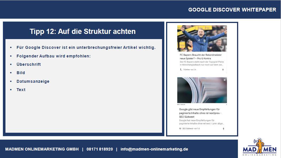Google Discover Whitepaper