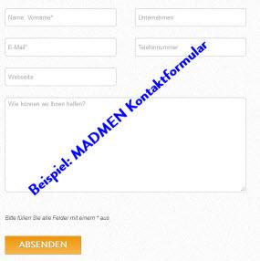 Kontaktformulare Ssl Und Mögliche Abmahnung Madmen Onlinemarketing